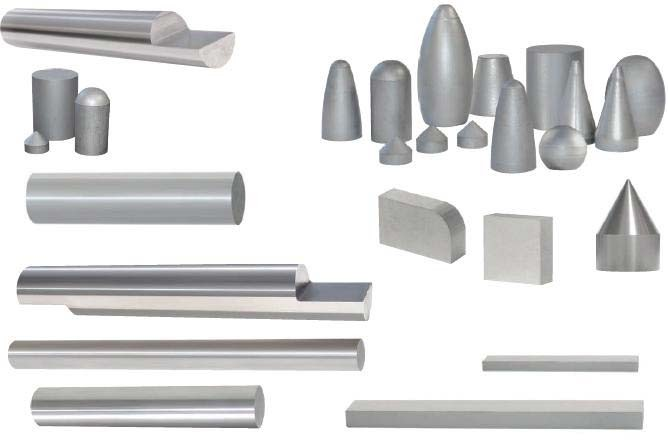 Carbide Blanks, Round, Burr, Countersink,STL, STB, 1000 and 2000 ID 921-