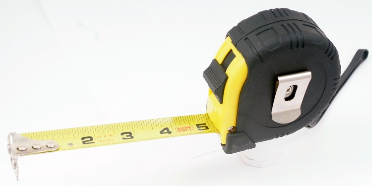 1 X25 FT EASY READING TAPE MEASURE