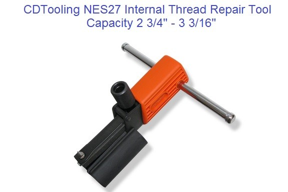 NES29 Internal Thread Repair Tool 3-3/4 - 4-1/4 Inch M96 to M108 Metric ID 2180-