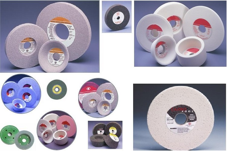 Grinding Wheels Tool Room Vitrified